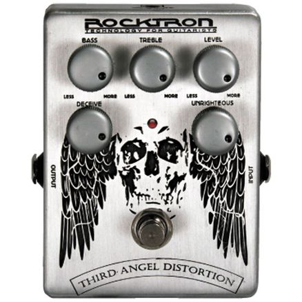 ROCKTRON THIRD ANGEL DISTORTION Педаль эффектов DISTORTION