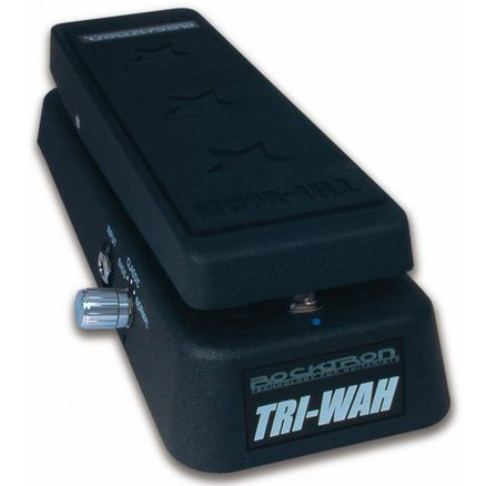 ROCKTRON TRIWAH WAH Педаль эффектов WAH режимы Normal, Classic, Bass