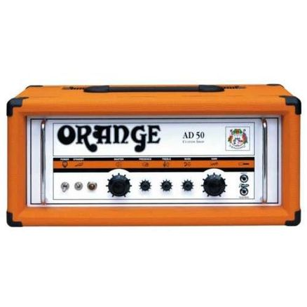 ORANGE AD50H Custom Shop