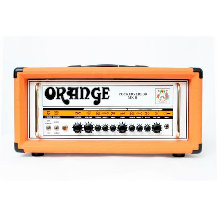 ORANGE RK50HTC MKII RockerVerb