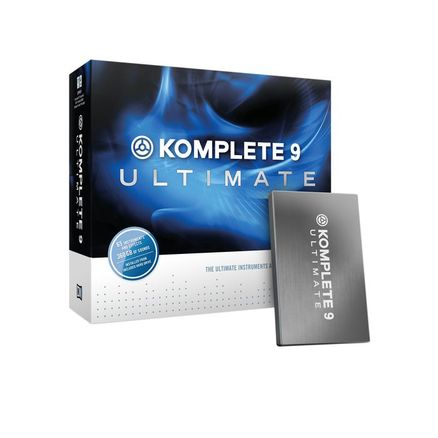 Native Instruments Komplete 9 Ultimate UPG from K2-8