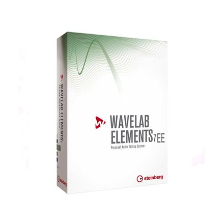 Steinberg WaveLab Elements 7 EE