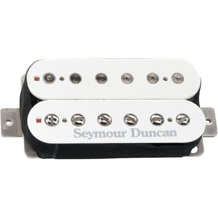 Звукосниматель SEYMOUR DUNCAN TB-6 DUNCAN DISTORTION TREMBUCKER WHITE