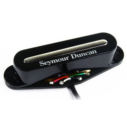 Звукосниматель SEYMOUR DUNCAN STK-S2B HOT STACK FOR STRAT BLACK