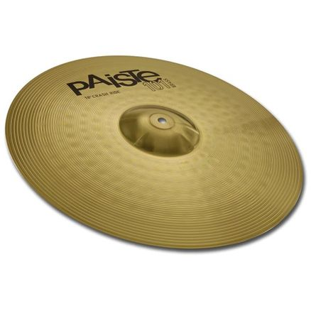 "Paiste 18"" Crash/ Ride 101 Brass"