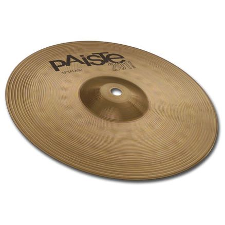 "Paiste 10"" Splash 201 Bronze"