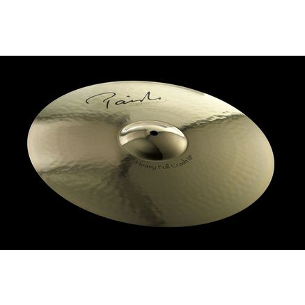 "Paiste 16"" Reflector Heavy Full Crash Signature"