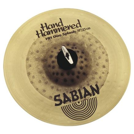 "Sabian 10"" Duo Splash HH"