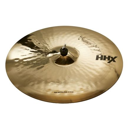 "Sabian 21"" Raw Bell Dry Ride HHX"