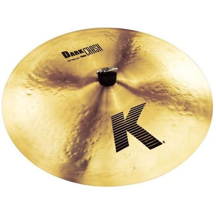 ZILDJIAN 19` K` DARK CRASH THIN