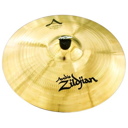 ZILDJIAN 16` A` CUSTOM MEDIUM CRASH