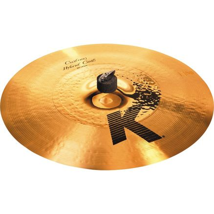 ZILDJIAN 19` K` CUSTOM HYBRID CRASH