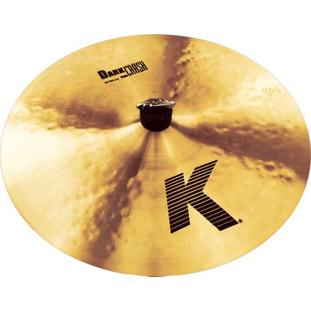 ZILDJIAN 16` K DARK THIN