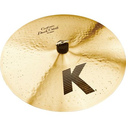 ZILDJIAN 17` K CUSTOM DARK