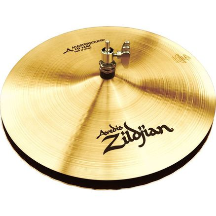 ZILDJIAN 14` A ROCK HI-HAT