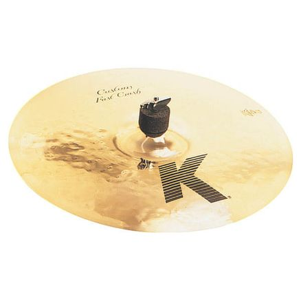 ZILDJIAN 15` K` CUSTOM FAST CRASH