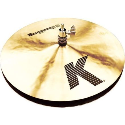 ZILDJIAN 14` K` MASTERSOUND HI-HAT