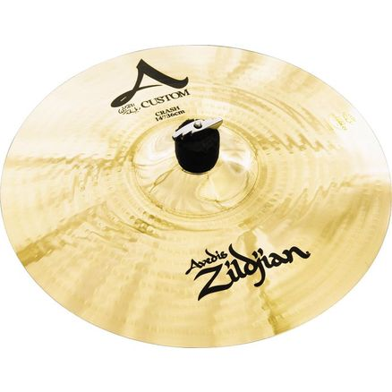 ZILDJIAN 14` A` CUSTOM CRASH
