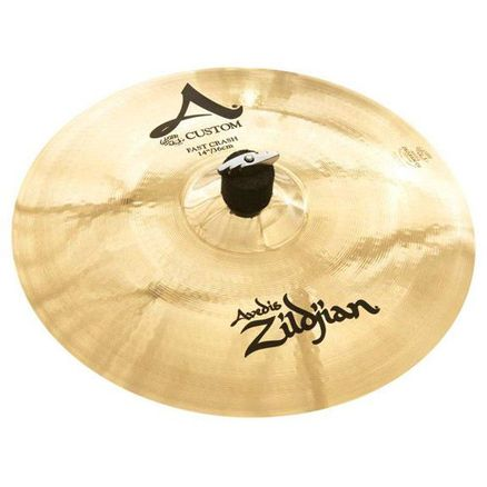 ZILDJIAN 14` A` CUSTOM FAST CRASH BRILLIANT