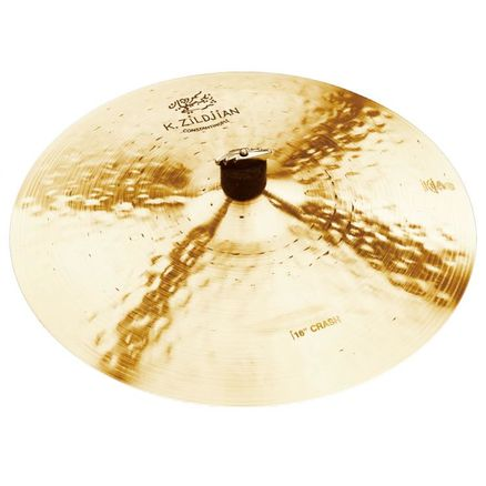 ZILDJIAN 16` K` CONSTANTINOPLE CRASH