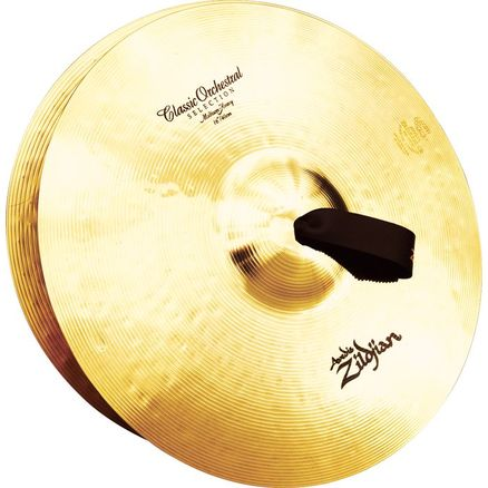 ZILDJIAN 16` CLASSIC ORCHESTRAL SELECTION