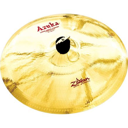 ZILDJIAN 15` AZUKA LATIN MULTI CRASH
