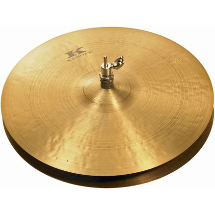 ZILDJIAN 14` KEROPE HI-HAT BOTTOM
