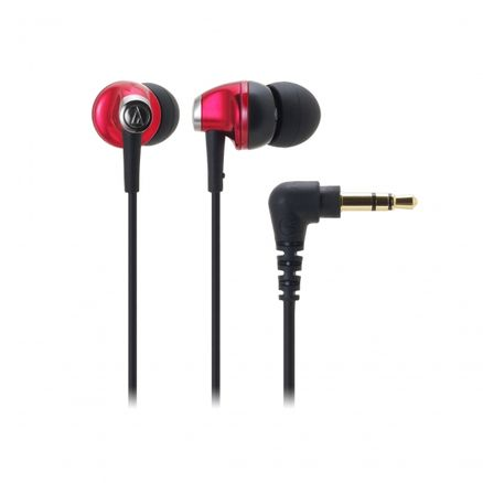 Наушники AUDIO-TECHNICA ATH-CK313M RD Red