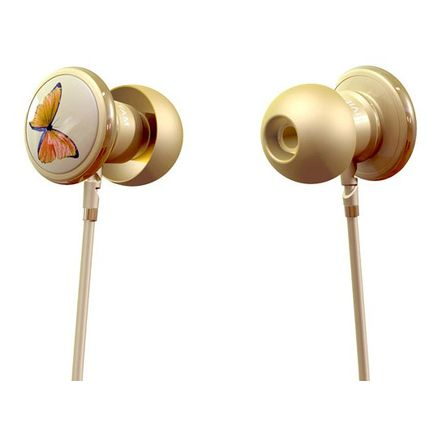 Дизайнерские In-Ear наушники Monster Butterfly Vivienne Tam MH BFY IE CT EU