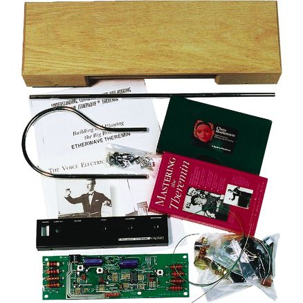 Синтезатор Moog Etherwave Theremin Kit