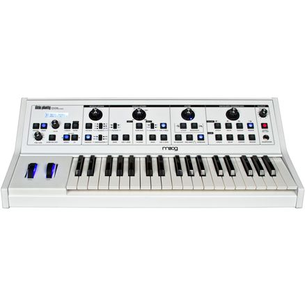 Синтезатор Moog Little Phatty Stage II Wht