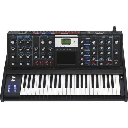Синтезатор Moog Minimoog Voyager Electric Blue Edition