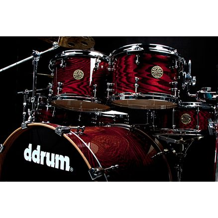 ddrum Dios Ash Cherry Red