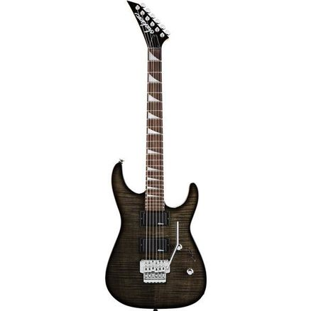 Электрогитара JACKSON JS32R Floyd Rose® Dinky Transparent Black