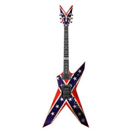 Электрогитара Dean Dimebag Dixie Rebel
