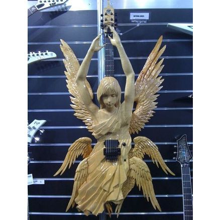 Электрогитара ESP CUSTOM CARVED ANGEL