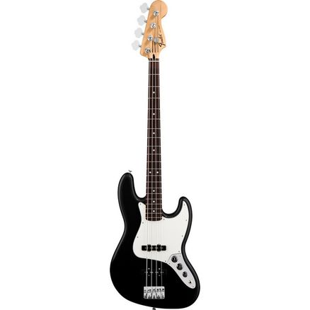 Бас-гитара FENDER STANDARD JAZZ BASS FRETLESS RW BLACK TINT