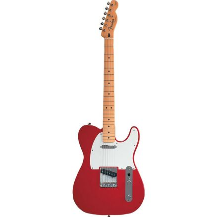 Электрогитара FENDER STANDARD TELECASTER CANDY APPLE RED