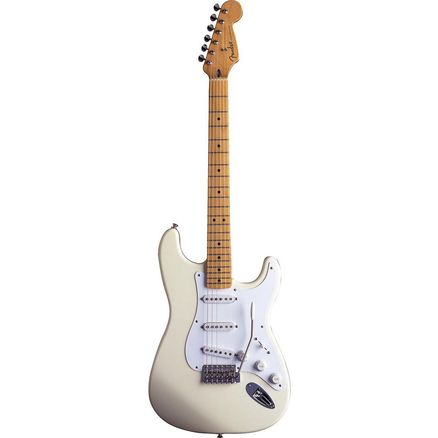 Электрогитара FENDER JIMMIE VAUGHAN TEX-MEX STRATOCASTER