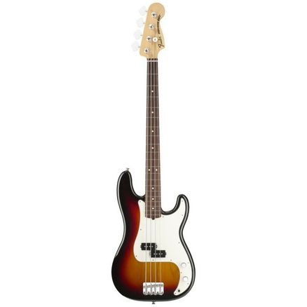 Бас-гитара FENDER AMERICAN SPECIAL PRECISION BASS® RW 3-COLOR SUNBURST