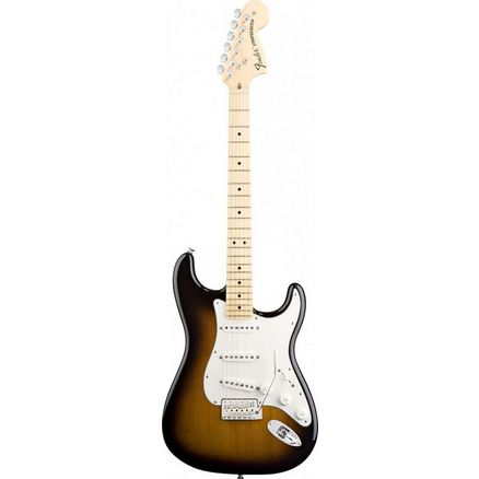 Электрогитара FENDER AMERICAN SPECIAL STRATOCASTER MN 2-COLOR SUNBURST