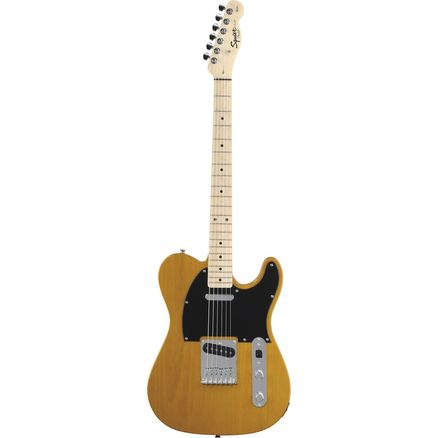 Электрогитара FENDER SQUIER AFFINITY TELECASTER MN BUTTERSCOTCH BLONDE