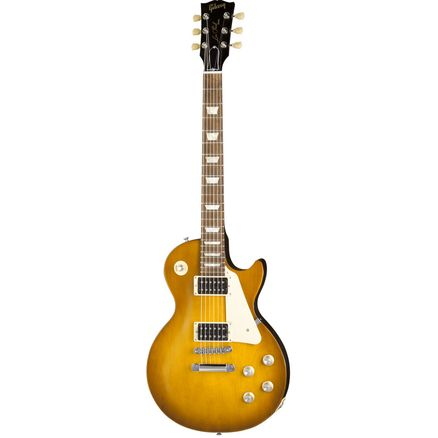 Электрогитара GIBSON LES PAUL STUDIO 50's TRIBUTE SATIN HONEYBURST