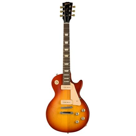 Электрогитара GIBSON LES PAUL STUDIO 60's Tribute Worn Heritage Cherry Sunburst