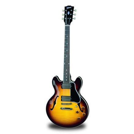 Электрогитара GIBSON CS 336 FIGURED VINTAGE SUNBURST