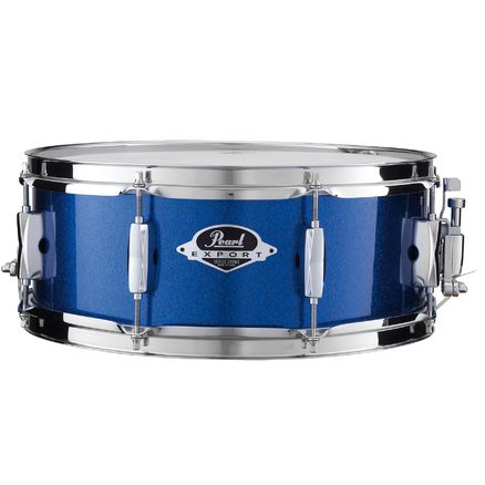 Pearl EXX1455S/ C702  Малый барабан Electric Blue Sparkle