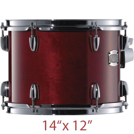 YAMAHA BTT 614 CR (Cranberry Red) подвесной том