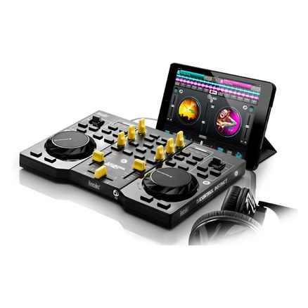 Hercules djcontrol Instinct for iPad DJ Контроллер