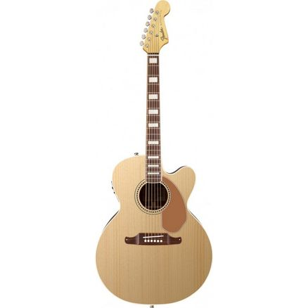 Электроакустическая гитара FENDER KINGMAN JUMBO NATURAL