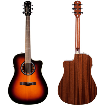 Электроакустическая гитара FENDER T-BUCKET 100CE 3-COLOR SUNBURST